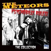 Meteors 'Psychobilly Rules! – The Collection'  CD