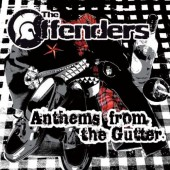 Offenders - 'Anthems From The Gutter'  CD EP