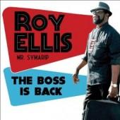 Ellis, Roy a.ka. Mr. Symarip 'The Boss Is Back'  LP