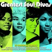 V.A. 'Greatest Soul Divas'  3-CD