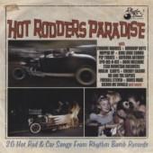 V.A. 'Hot Rodders Paradise'  CD