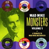 V.A. 'Mad Mike Monsters. Vol. 1'  CD