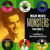 V.A. 'Mad Mike Monsters. Vol. 2'  CD