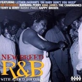V.A. 'New Breed R&B With Added Popcorn'  CD