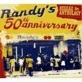 V.A. 'Randy's 50th Anniversary'  2-CD+DVD