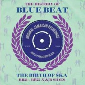 V.A. 'The History Of Blue Beat – BB51 – BB75'  3-CD