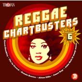 V.A. 'Trojan Reggae Chartbusters Vol. 6'  CD