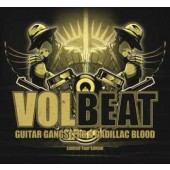 Volbeat 'Guitar Gangsters & Cadillac Blood – Lim. Tour Edition'  CD