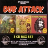 V.A. 'Dub Attack' 3-CD