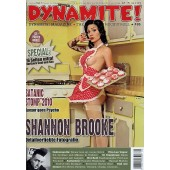 Dynamite! Magazine # 65 - The World Of Rock'n'Roll - 148 p. + CD