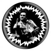 fridge magnet 'Johnny Cash - F***finger'