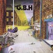 G.B.H. - 'City Baby Attacked By Rats' CD
