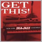 New York Ska Jazz Ensemble 'Get This!'  LP
