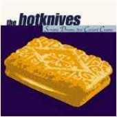 Hotknives 'Screams, Dreams & Custard Creams'  CD