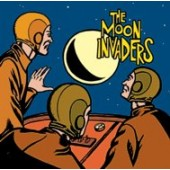 Moon Invaders 'Same' CD