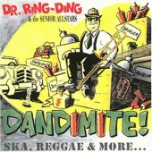Dr. Ring-Ding & The Senior Allstars 'Dandimite!' CD