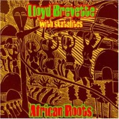 Brevette, Lloyd with Skatalites 'African Roots'  CD