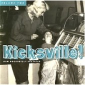 V.A. 'Kicksville Vol. 2'  CD