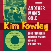 Fowley, Kim 'Another Man's Gold'  LP