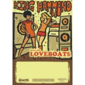 Poster - King Hammond 'Floorshaker'