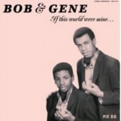Bob & Gene 'If This World Were Mine'  CD