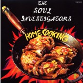 Soul Investigators 'Home Cooking'  LP  back in stock!