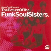 V.A. 'The Return Of The Super Funk Sisters'  CD