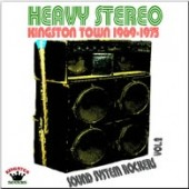 V.A. 'Heavy Stereo - Sound System Rockers Vol. 2' LP