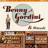 Gordini, Benny & Friends 'Get Soul!'  LP