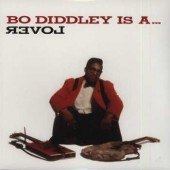 Diddley, Bo 'Is A Lover'  LP