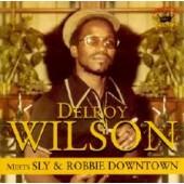 Wilson, Delroy 'Meets Sly & Robbie Downton'  LP