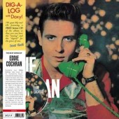 Cochran, Eddie 'Eddie Cochran'  LP + CD