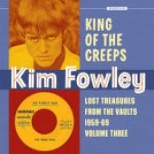 Fowley, Kim 'King Of The Creeps'  LP