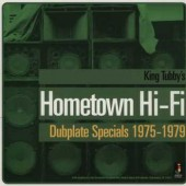 King Tubby 'Hometown Hi-Fi - Dubplate Specials 1975-1979'  CD