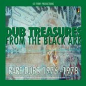 Perry, Lee 'Dub Treasures From The Black Ark'  LP