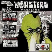 Monsters 'The Hunch'  LP + CD