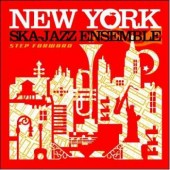 New York Ska-Jazz Ensemble 'Step Forward'  LP