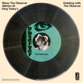 Niney The Observer 'Dubbing With The Observer'  LP