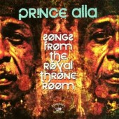 Prince Alla 'Songs from the Royal Throne Room'  CD