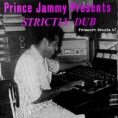 Prince Jammy 'Strictly Dub'  LP