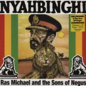 Ras Michael & The Sons Of Negus 'Nyahbinghi'  LP