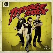 "Teenage Terror 'Set A Rip'  10""LP"