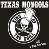 """Texas Mongols 'King Of The Grill'  10""""+CD"""
