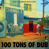 V.A. '100 Tons Of Dub'  LP