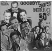 V.A. 'Goodbye To The 40's, Hello To The 50's Vol.2'  LP