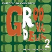 V.A. 'Groovadelia Vol. 2'  2-LP