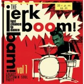 V.A. 'Jerk Boom Bam! Vol. 1'  LP