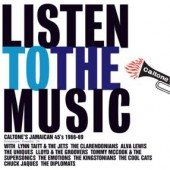 V.A. 'Listen To The Music'  CD