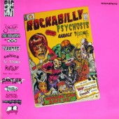 V.A. 'Rockabilly Psychosis And The Garage Disease'  LP