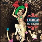 """V.A. 'Spoonful - Katanga! Exotic Blues & Rhythm Vol. 1'  10"""""""
